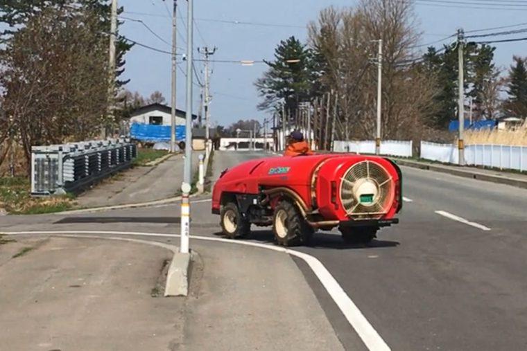 青森のジェットカー