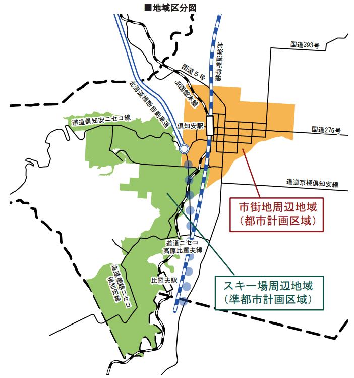 準都市計画区域