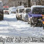 Reason Why NOT Safe and Attractive Street