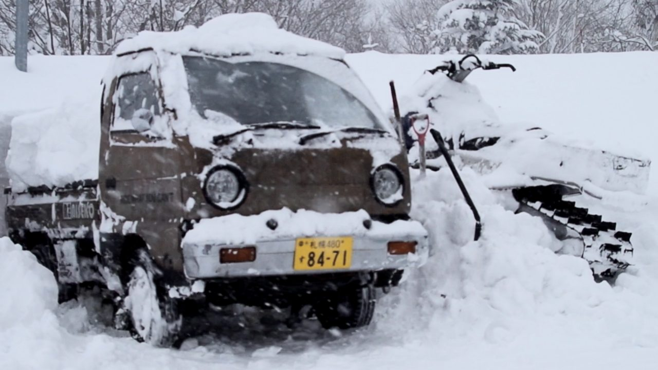 Escape from Snow
